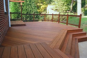 How To Stain An Ipe Deck With Messmers Uv Plus For Hardwoods