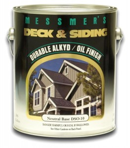 Messmer's Deck and Siding
