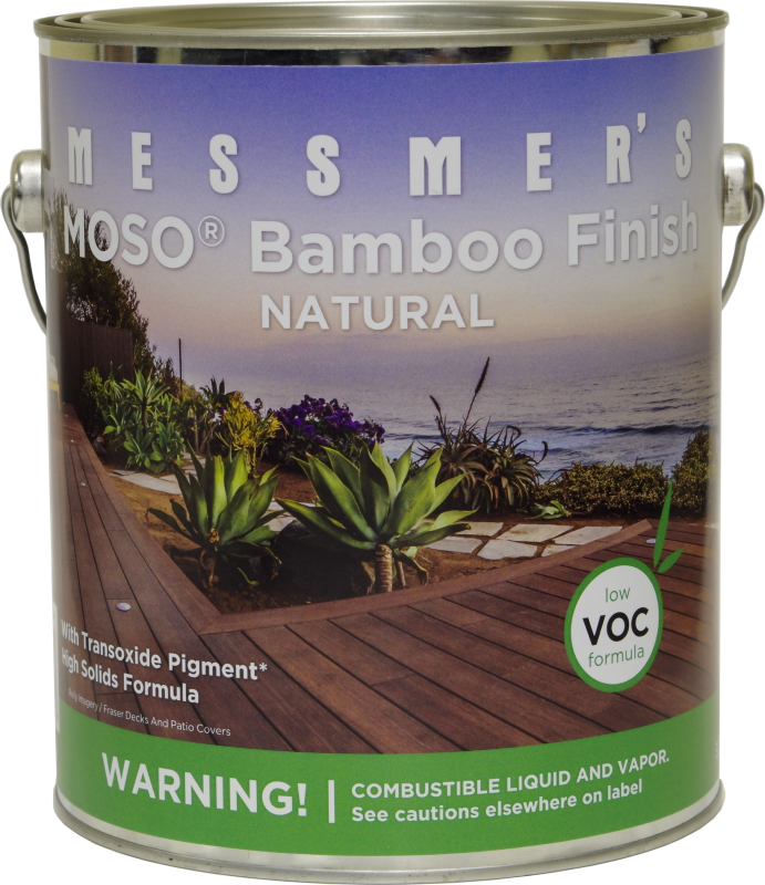 Messmers MOSO Bamboo Finish